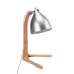 Cornette aluminium table lamp