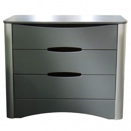 Chest of drawers Fusion Basalt grey