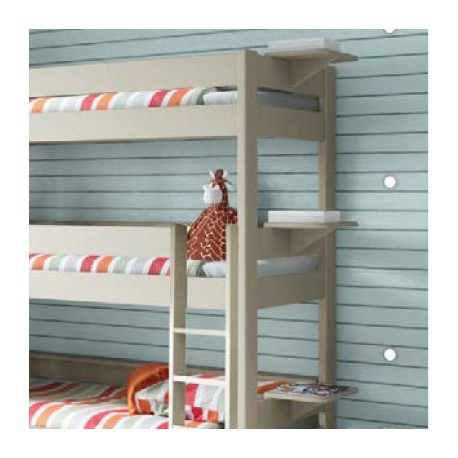 Removable bedside for bunk bed Dominique