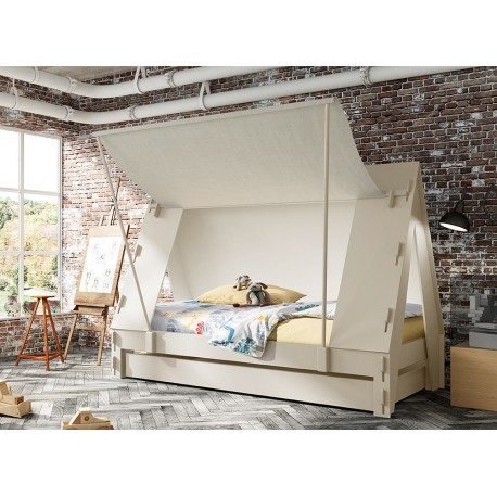 Tent bed for children Mathy by Bols