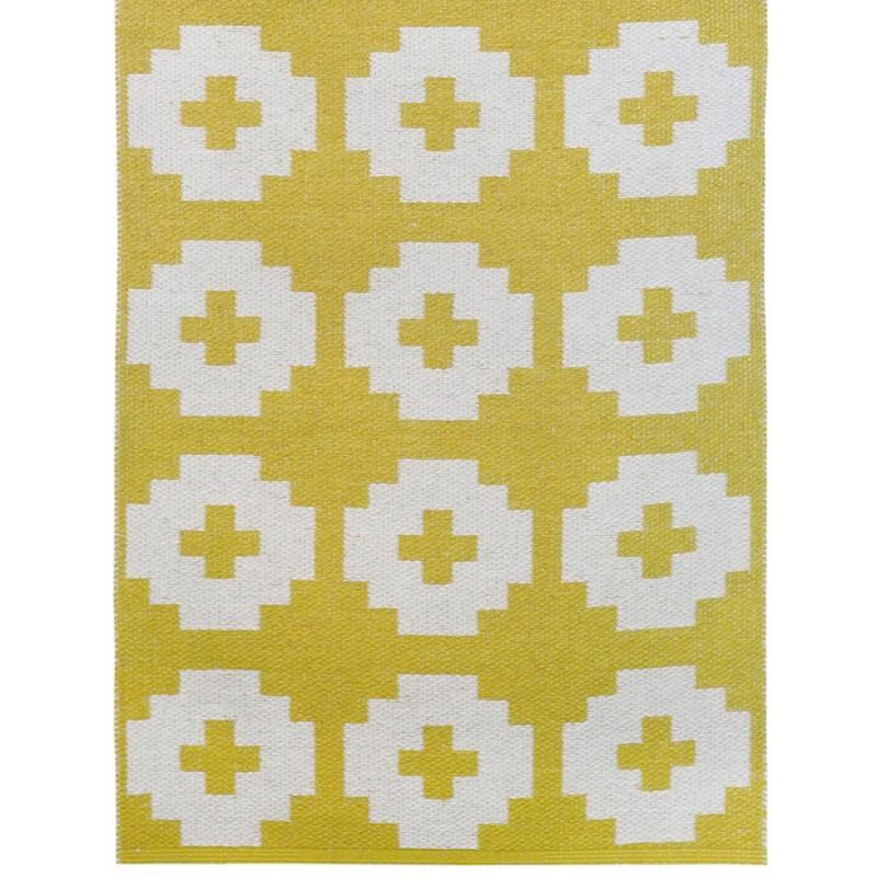 tapis de passage flowers tapis r versible en pvc par brita sweden. Black Bedroom Furniture Sets. Home Design Ideas