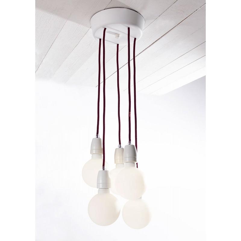 Plafonnier Nud Pour Suspension Ampoule Filament Multiple