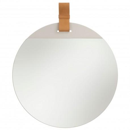 Enter round Mirror