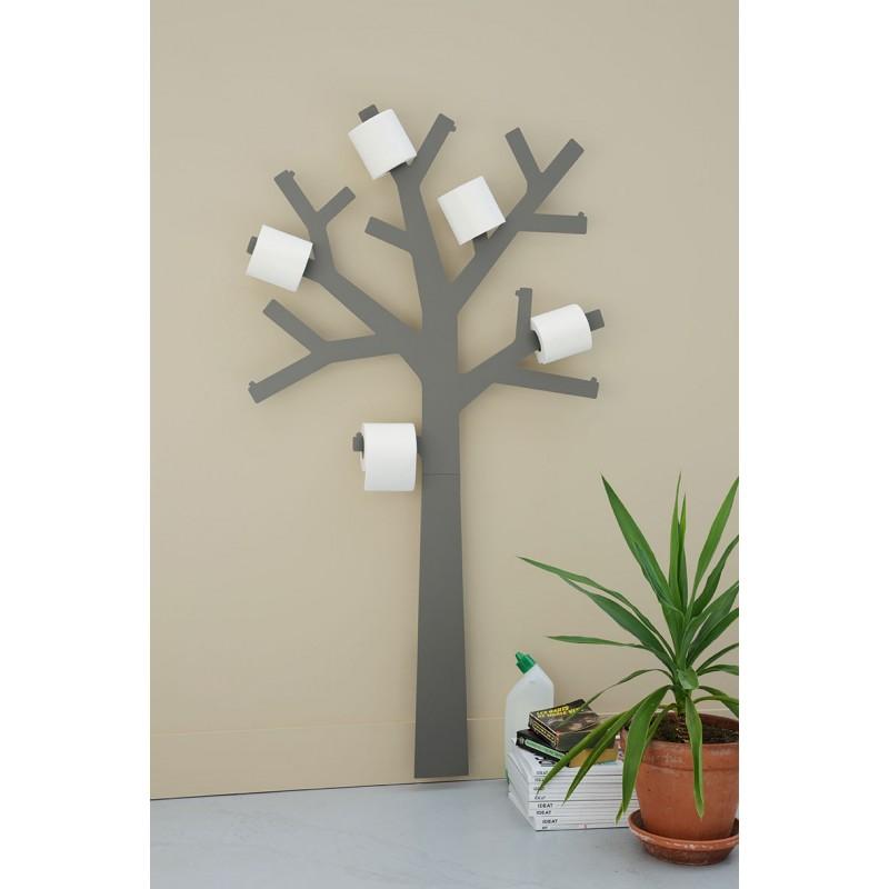 deco wc design arbre papier toilette par presse citron. Black Bedroom Furniture Sets. Home Design Ideas
