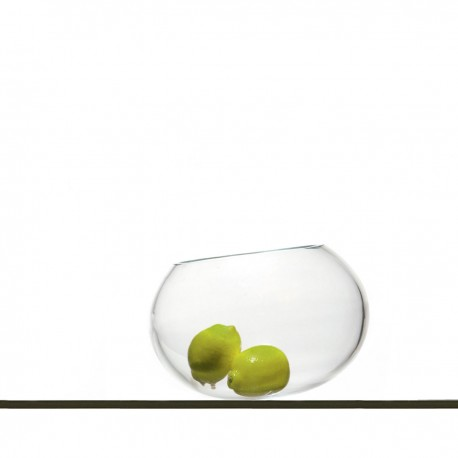 Saladier en verre original