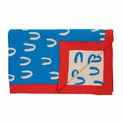 Blue Smile balnket for children