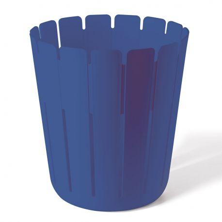 Corbeille à papier SL17 Bleue