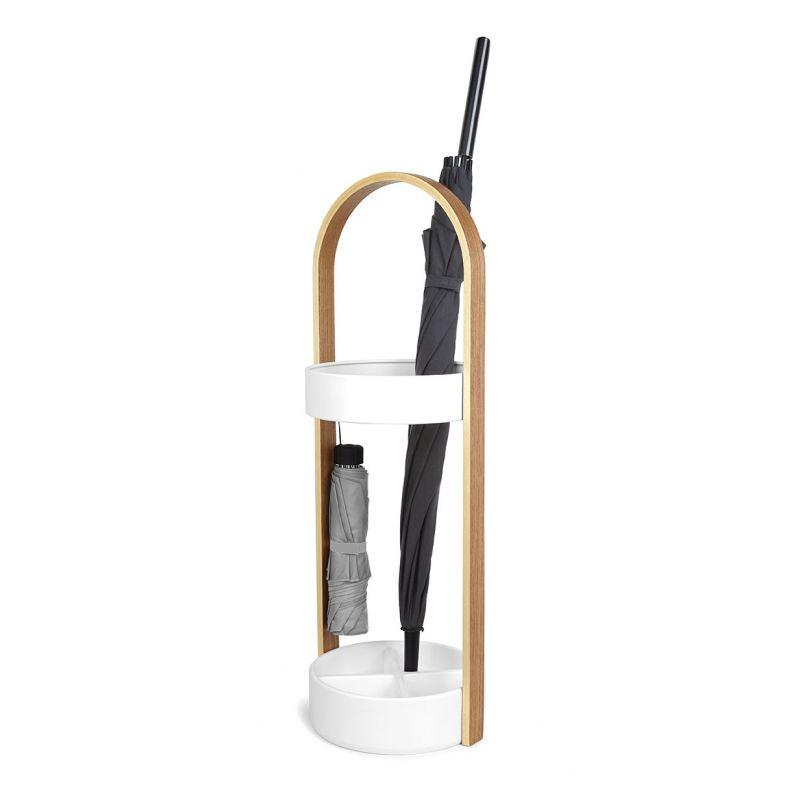 Porte parapluie design - Pprte parapluie Hub Umbra chez Pure Deco