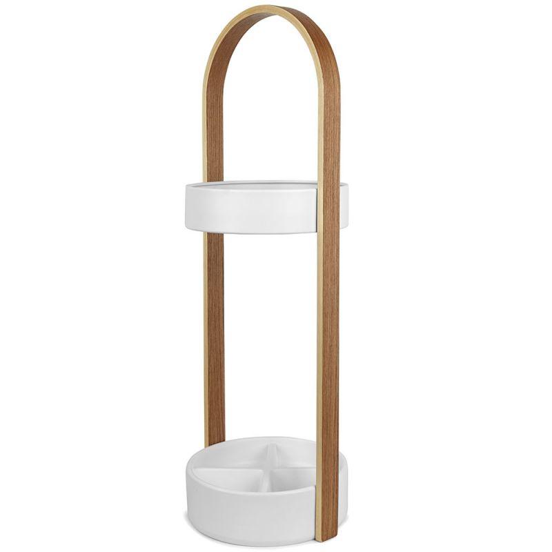 porte parapluie design pprte parapluie hub umbra chez pure deco. Black Bedroom Furniture Sets. Home Design Ideas