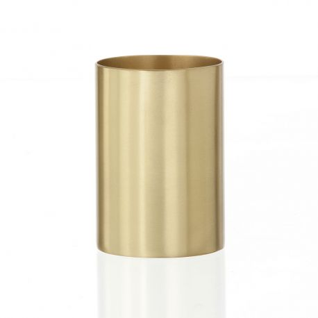 Brass pencil cup Ferm Living