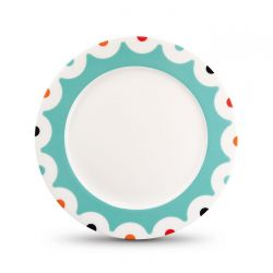 Dots dessert plate Remember