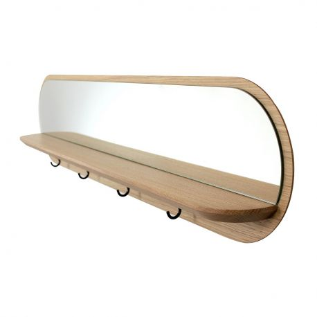wooden Shelf Moonlight Reine Mere
