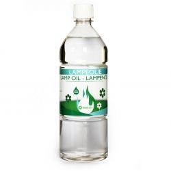 Vegetable oil for lamp oil
