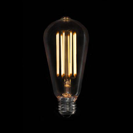 Vintage led filament bulb Edison
