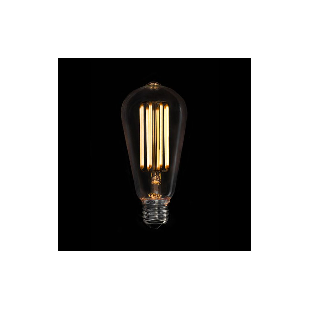 ampoule led vintage ampoule edison filament led droit. Black Bedroom Furniture Sets. Home Design Ideas