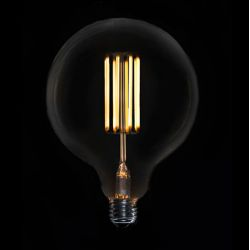 Ampoule Globe Filament LED Droit