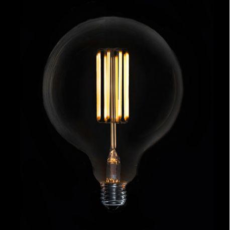 Ampoule Globe Filament Led Droit