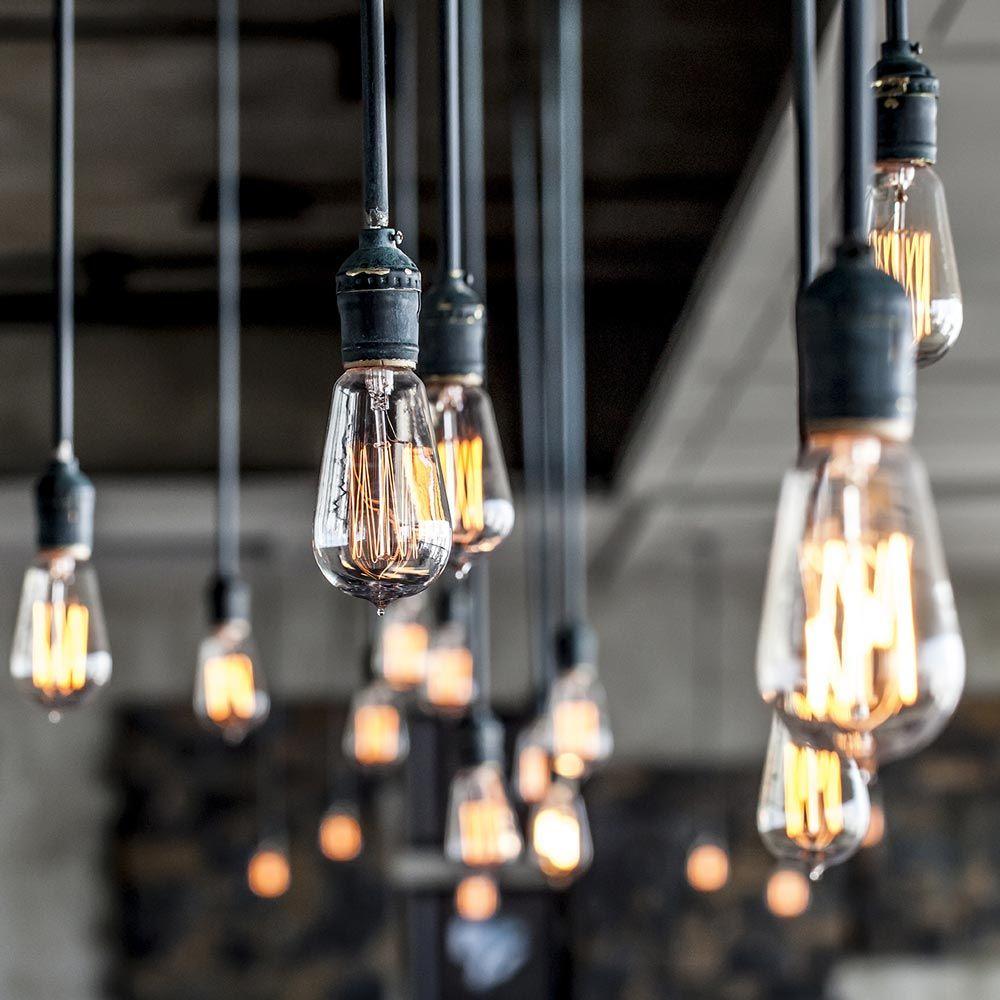 Ampoule Edison Vintage à Filament Zig Zag Chez Pure Deco