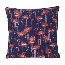 Flamingo square cushion Ferm Living