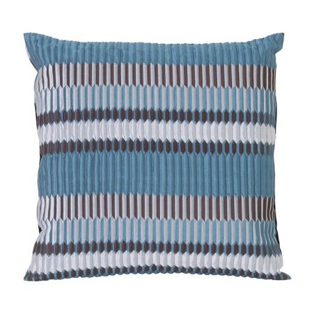 Turquoise cushion Ferm Living