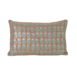Pineapple rectangular cushion Ferm Living
