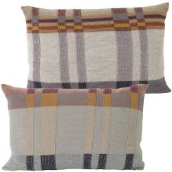 Coussin Rectangle Medley Menthe Ferm Living