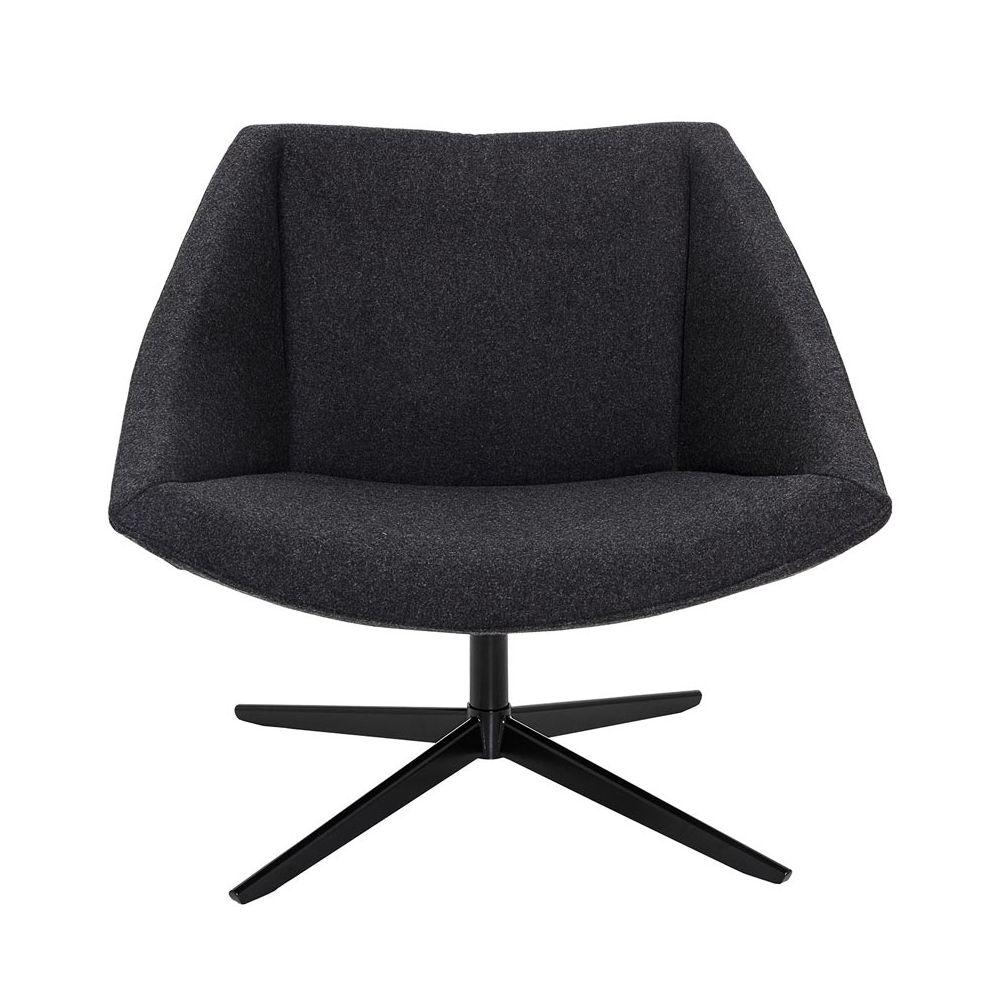 Excellent Dark Grey Armchair Velvet Bloomingville Beatyapartments Chair Design Images Beatyapartmentscom