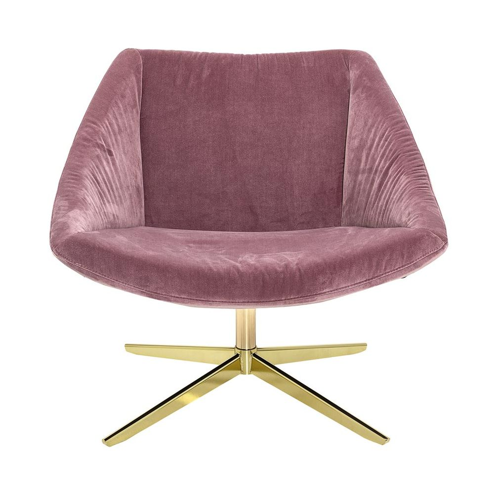 Awesome Rose Armchair Velvet Bloomingville Beatyapartments Chair Design Images Beatyapartmentscom