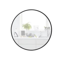 Round mirror for bathroom