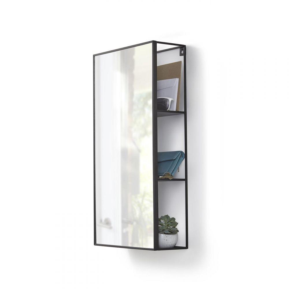 Miroir De Salle De Bain Avec Rangement Umbra Cubiko