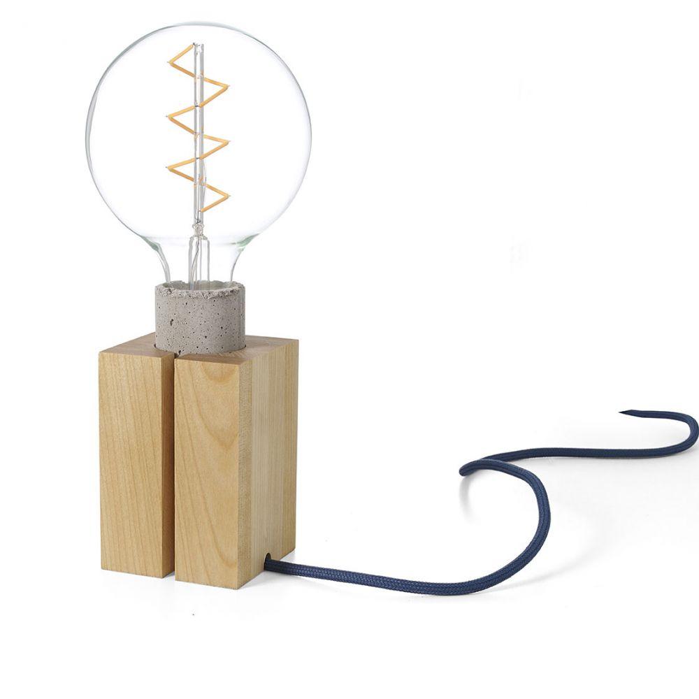 Lampe Pour Massif Bois Socle En Nud 76YfbIgyv