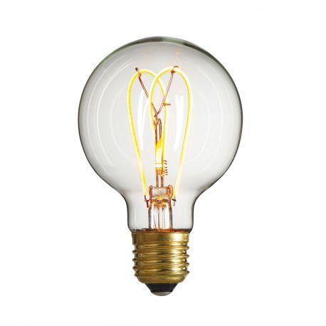Nud collection globe bulb