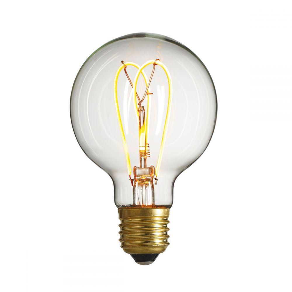Led Bulbd: Decorative Led Filament Bulb