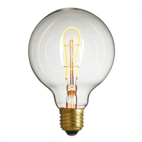Ampoule led filament globe Nud