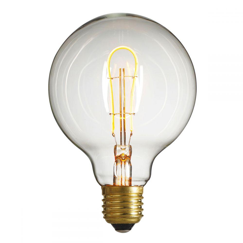 ampoule d corative ampoules led filament pure deco. Black Bedroom Furniture Sets. Home Design Ideas