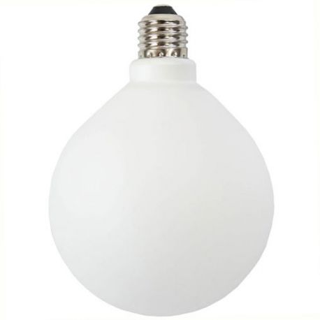 Nud globe bulb led white bulb - Grosse ampoule decorative ...
