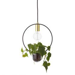 Pendant lamp flowerpot Bloomingville