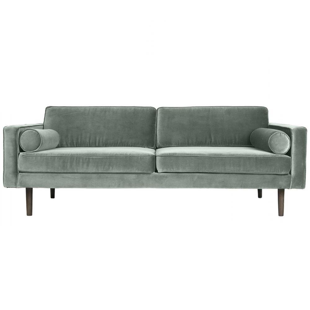 Broste Copenhagen Design Velvet Sofa