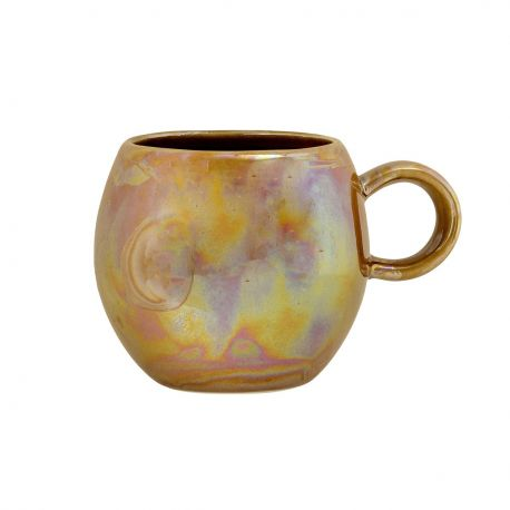 Amber coffee cup