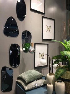 Miroirs asymétriques Broste