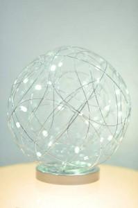 Lampe design Cassiopée