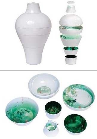Vase Ming d'Ibride