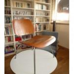 chaise vintage années 50