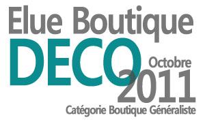 Pure Deco, Boutique deco octobre 2011