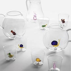 Carafes and Glasses
