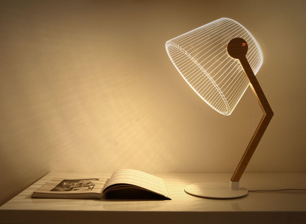 Studio 3d Pure Deco Lampe Lampadaire Bulbing Checha xrhdtsQCB